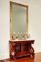 Restauration Sideboard or Commode attributed to Isaac Jones of Philadelphia