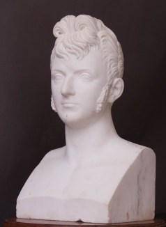 Marble Bust of Prince Camillo Borghese