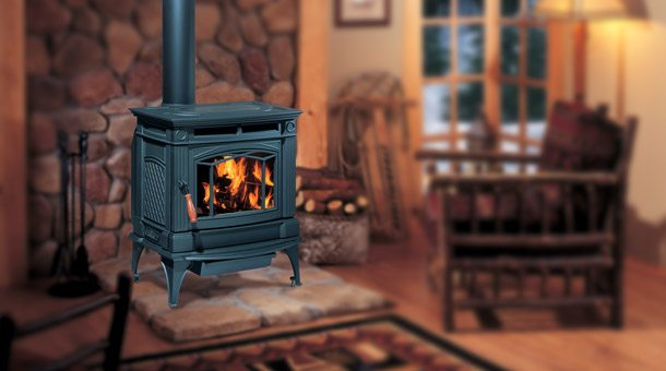 Wood Burning Fireplaces Stoves Inserts- Portland OR - American Chimney