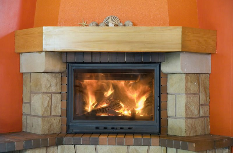 Fireplace Inserts Improve Heating Efficiency Portland OR American