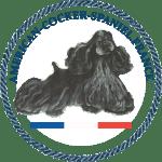 logo cocker américain noir Barbara Butler