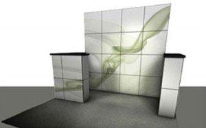 MultiQuad Trade Show Displays Kits MQkit 1310