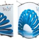 Twist Trade Show curved Banner Stand