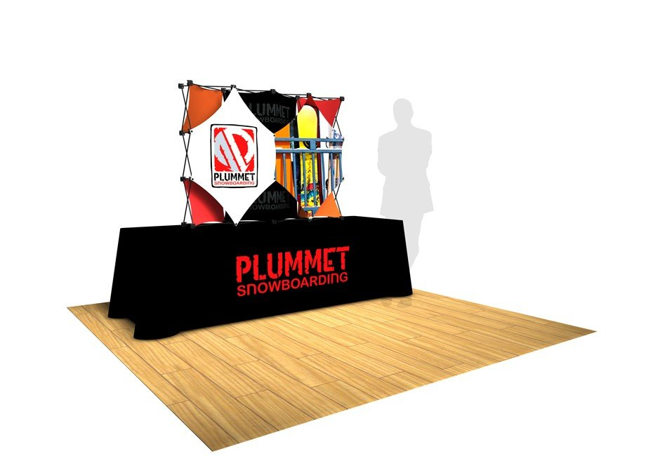 table display ideas for trade shows