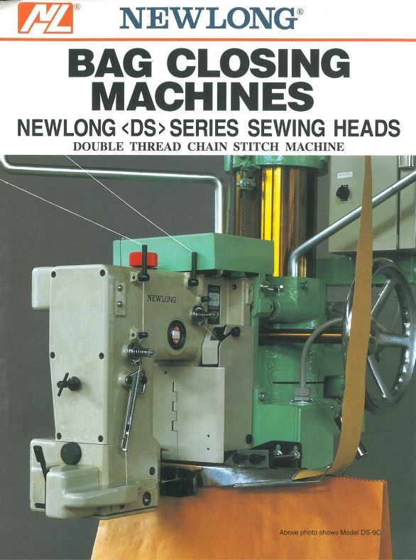 Bag Closing Machine Brochure