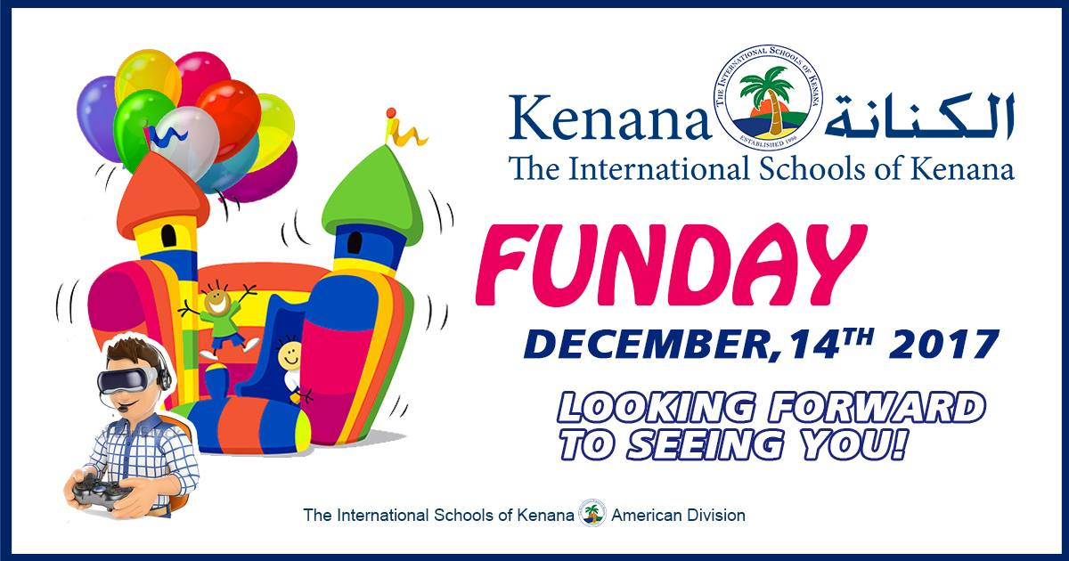 International Schools of Kenana | American Division - Funday