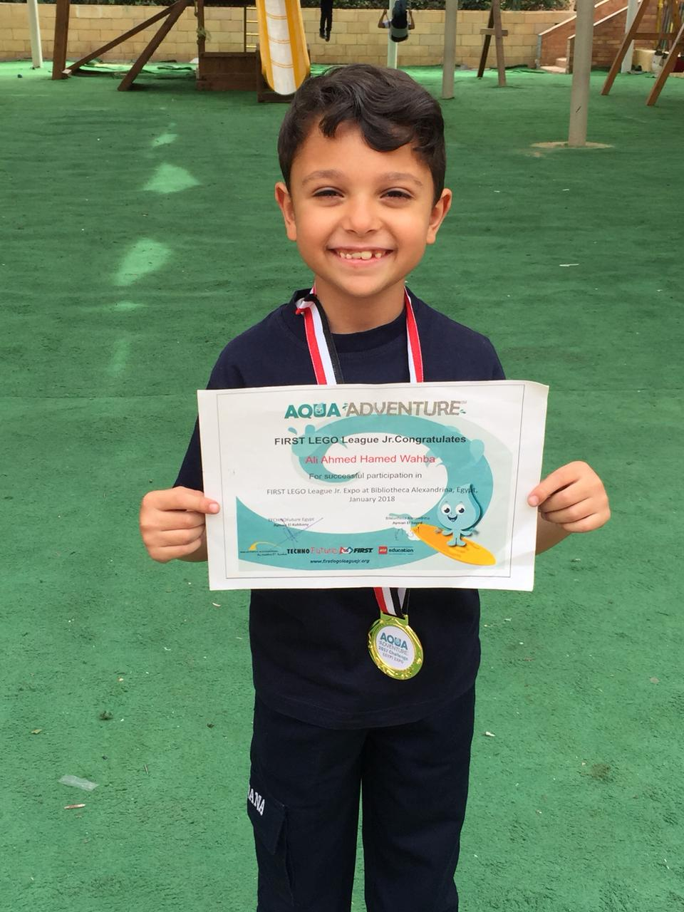 International Schools of kenana | American Division - Our Young Champions