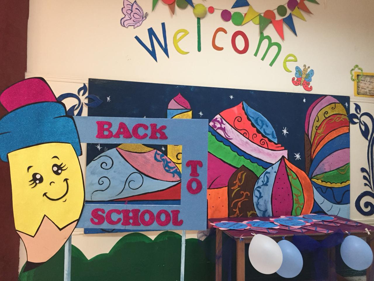International Schools of kenana   American Division - Back To School