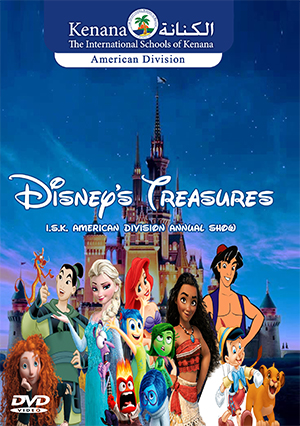 I.S.K. American Division Annual Show 2018/2019 | Disney's Treasures