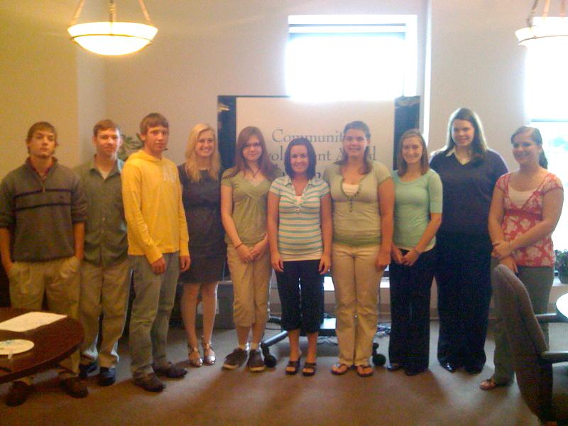 American 1 scholarship winners