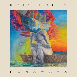 Kris Kelly Runaways album cover