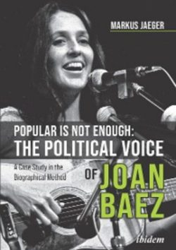 Cover Art Markus Jaeger book re Joan Baezez