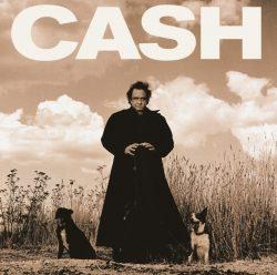 "artwork for Johnny Cash album ""American Recordings"""
