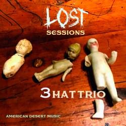 3hattrio lost sessions album cover