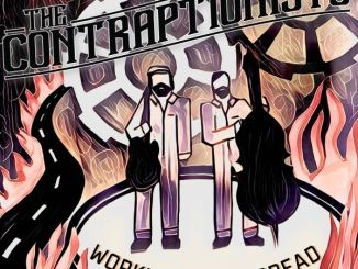 album artwork The Contraptionists Working Man's Dread