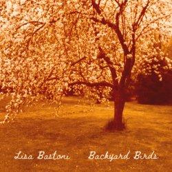 Lisa Bastoni cover for Backyard Birds
