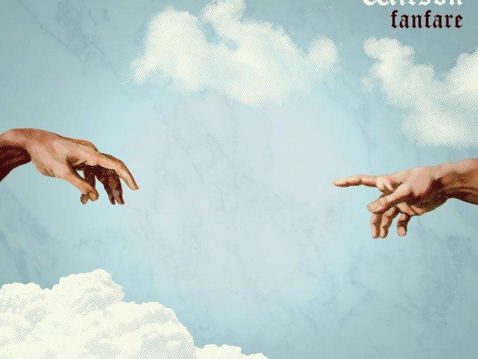 cover of Jonathan Wilsons Fanfare