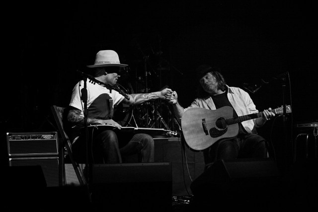 Ben Harper, Tom Freund Photo By Eric Hendrikx