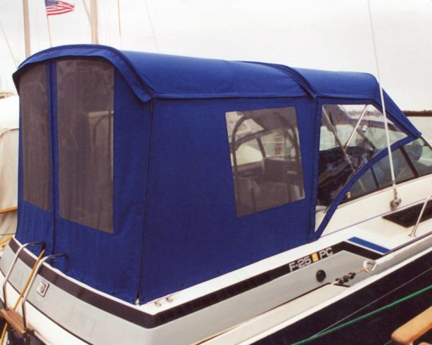 Convertible Top with<br>Cockpit Enclosure and Camper