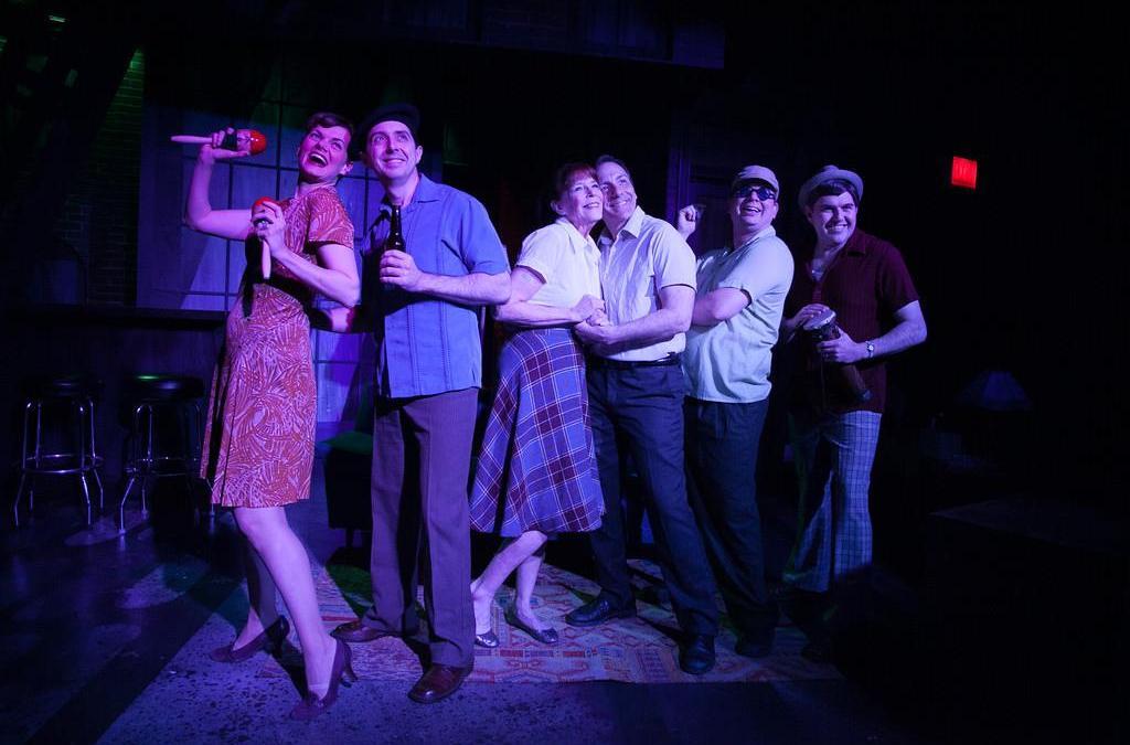 Sideman Cast and Crew