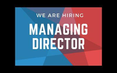 Seeking a Managing Director