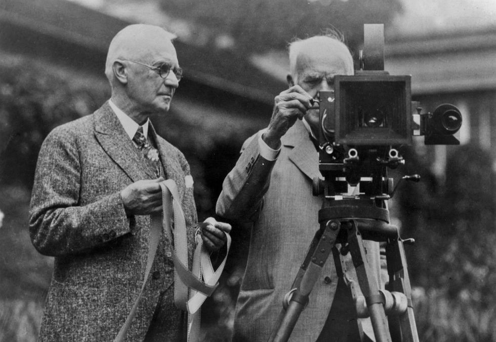George Eastman: The Greatest Technology Entrepreneur in U.S. History?