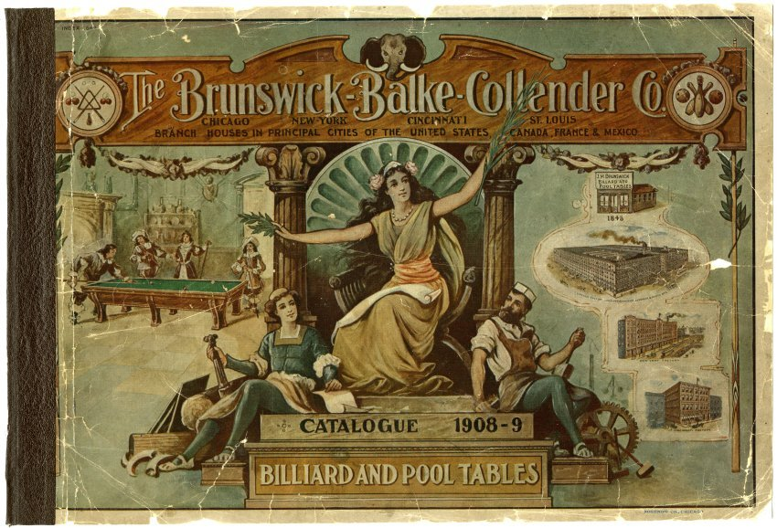 Billiards, Bowling, and Boating: 175 Years of Brunswick