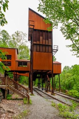 Tipple & Conveyor Complex