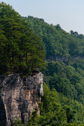 Glances of the Diamond Point area of New River Gorge.