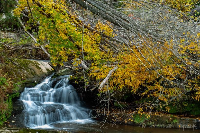 Upper Broke Leg Falls