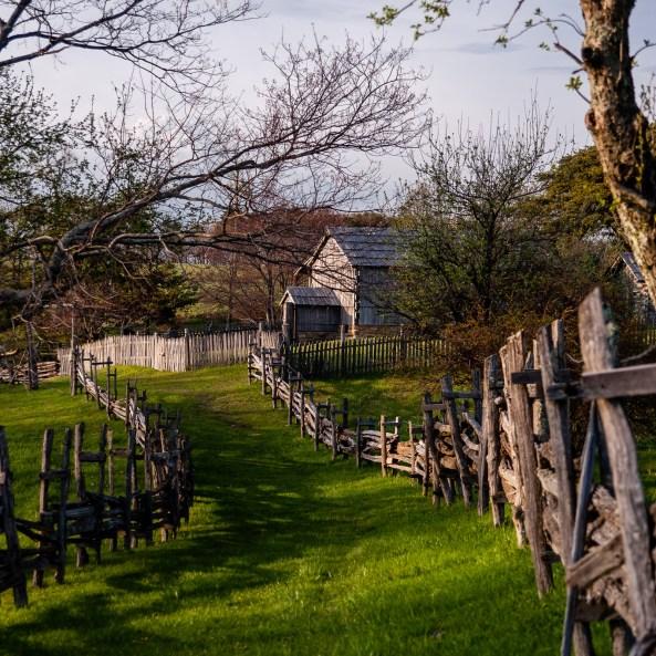 Hensley Settlement Shillalah Creek Trail