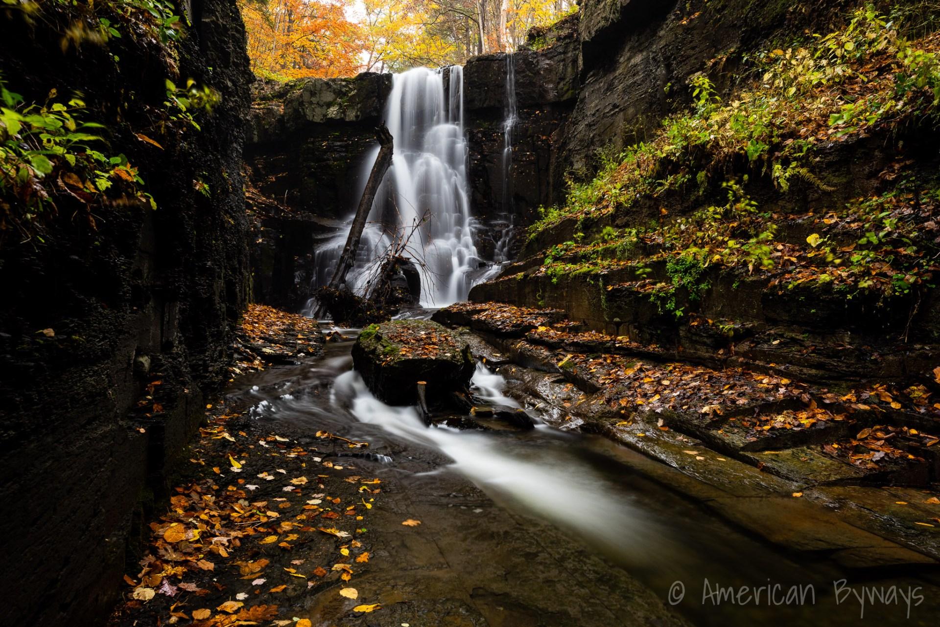Upper Pocket Falls