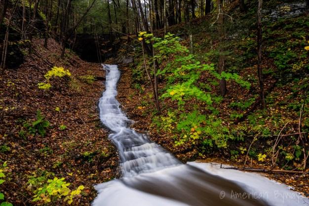 Lower Owl Creek Falls
