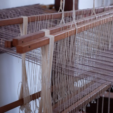 Shaker Village of Pleasant Hill Weaving Loom