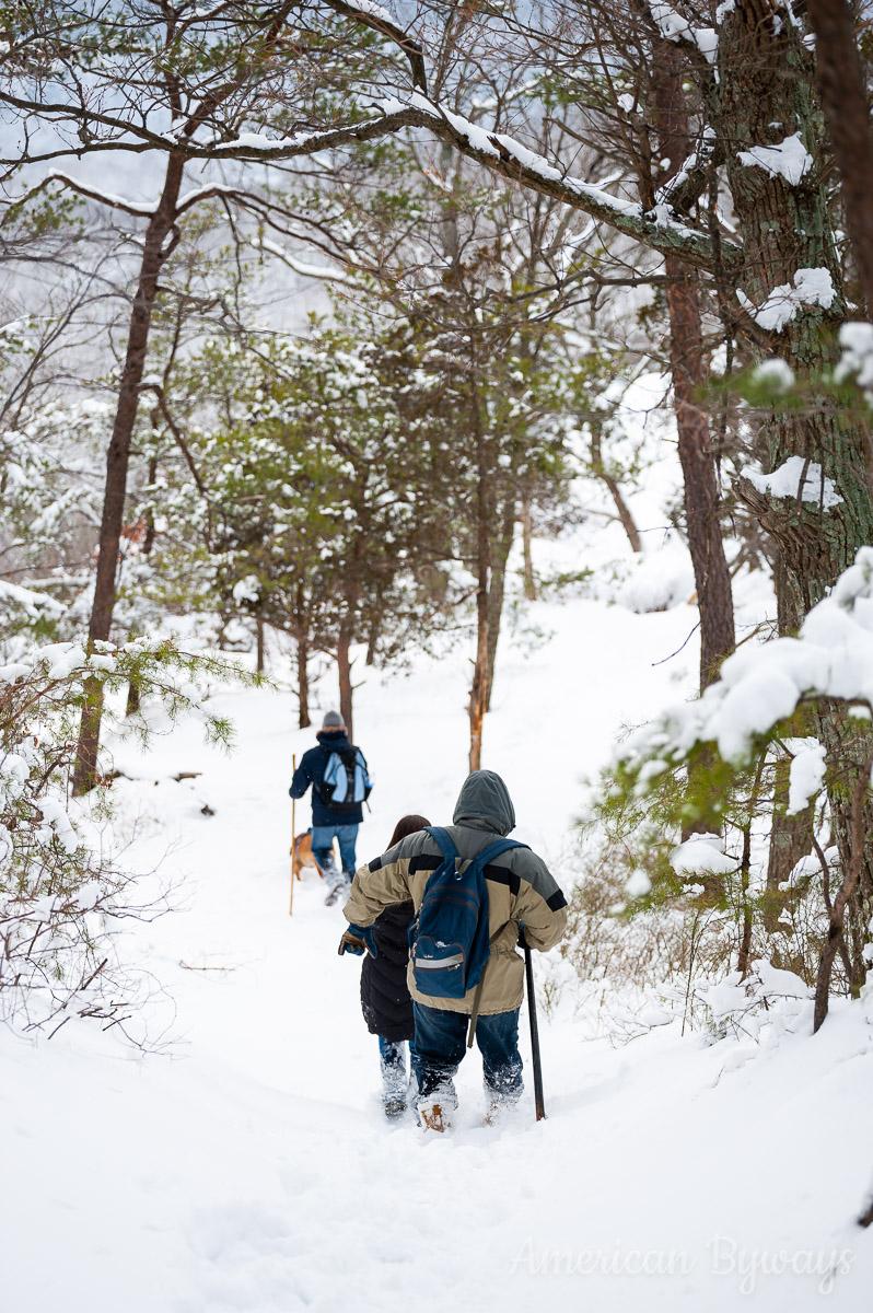 Buzzardroost Rock Trail