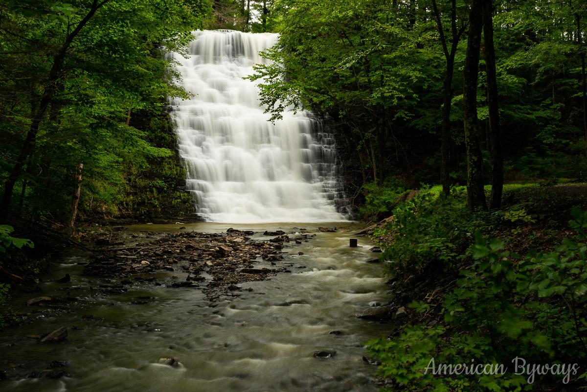 Waverly Glen Falls