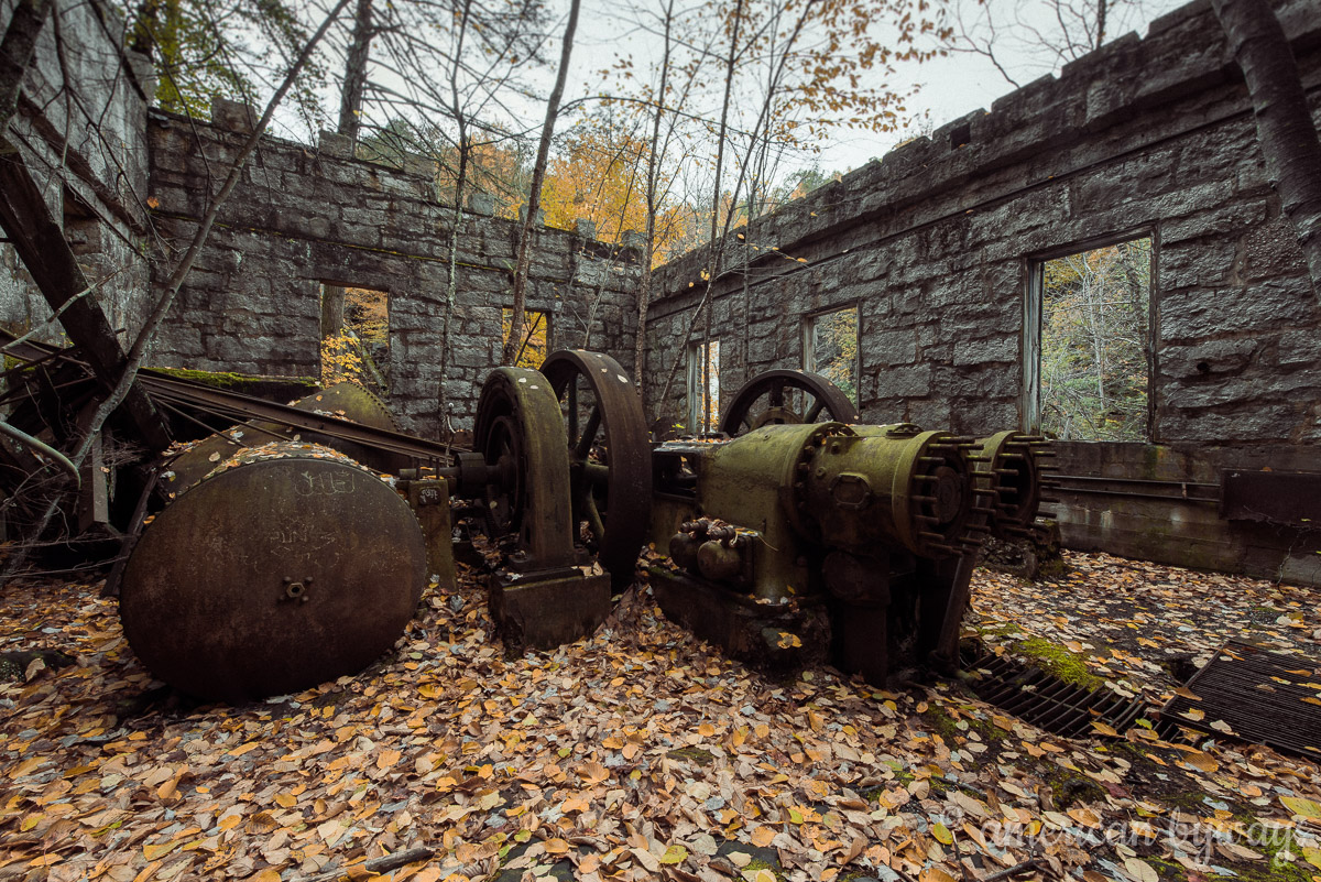 Mohonk Mountain House Power Plant