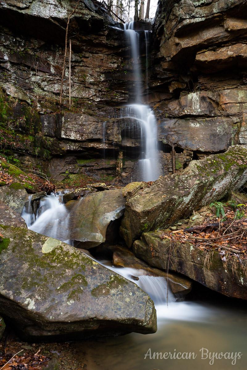 Riggs Branch Falls