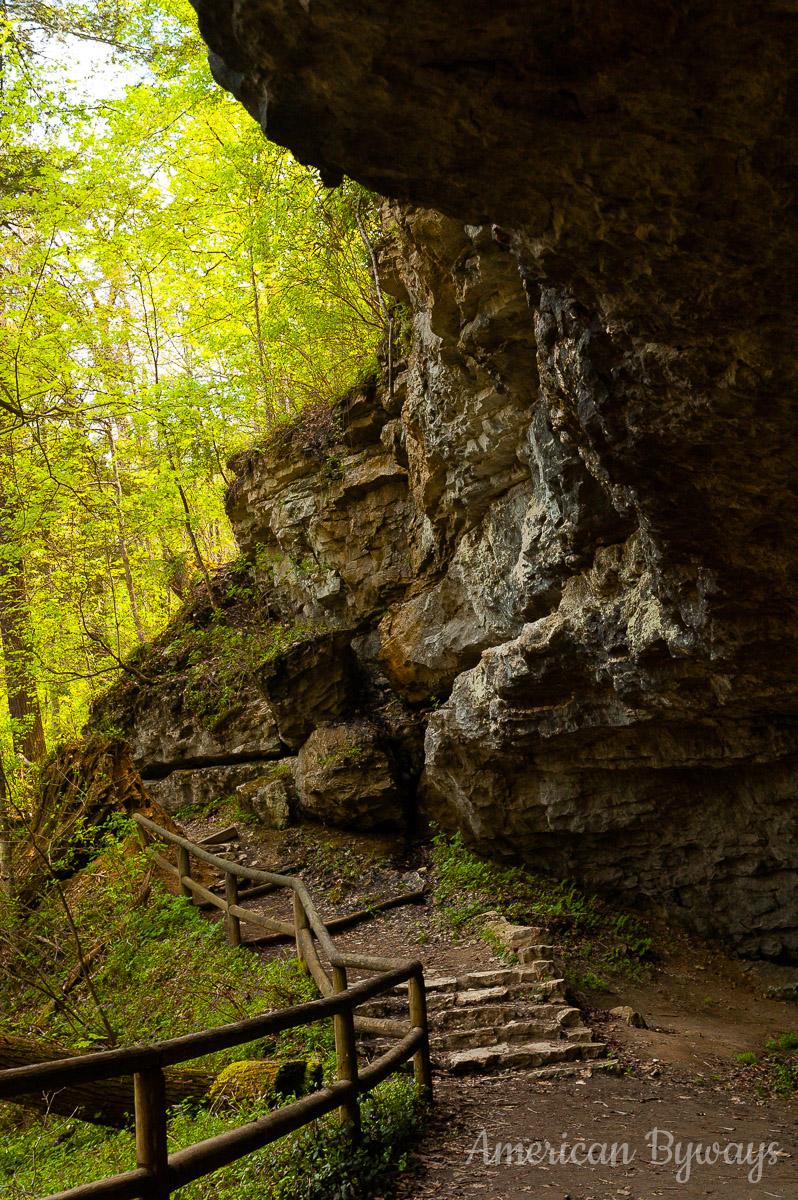 Trails at Natural Bridge