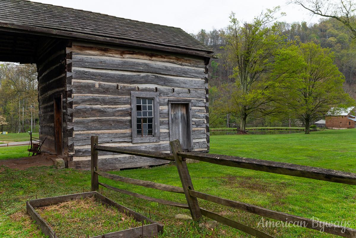 Mary Conrad Cabin
