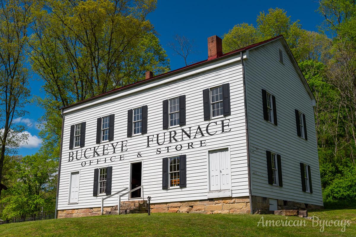 Buckeye Furnace Company Store