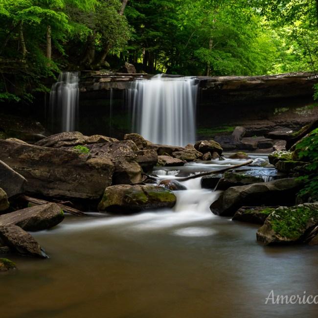 Claypool Falls