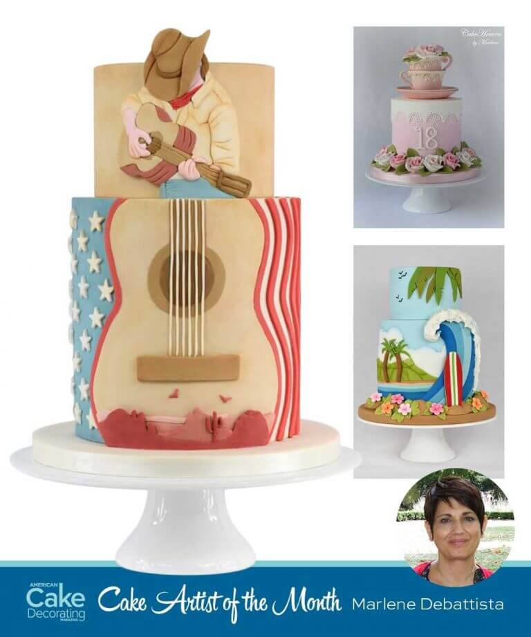 Cake Artist of the Month!