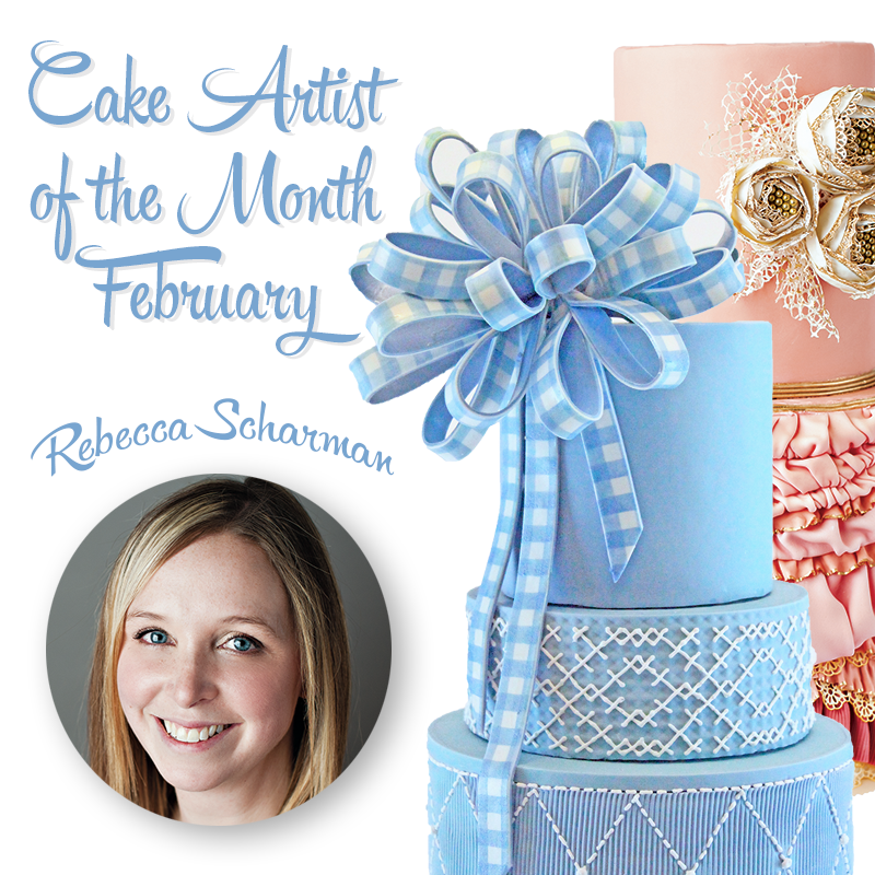 Cake Artist of the Month