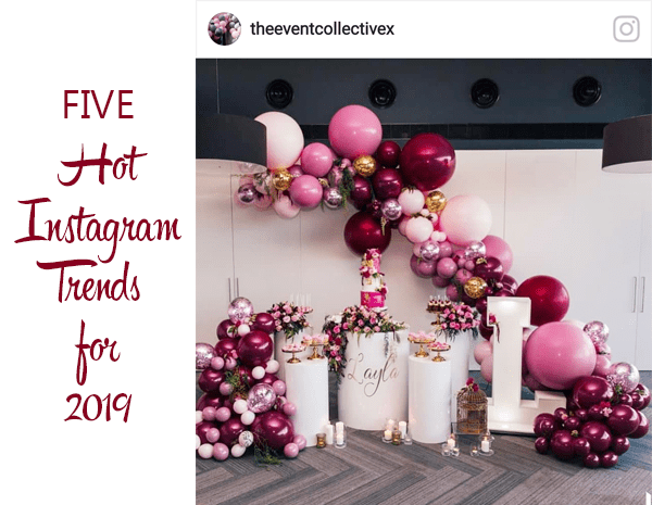 Five Instagram Trends to Look out For in 2019!
