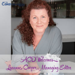 ACD Welcomes New Editor
