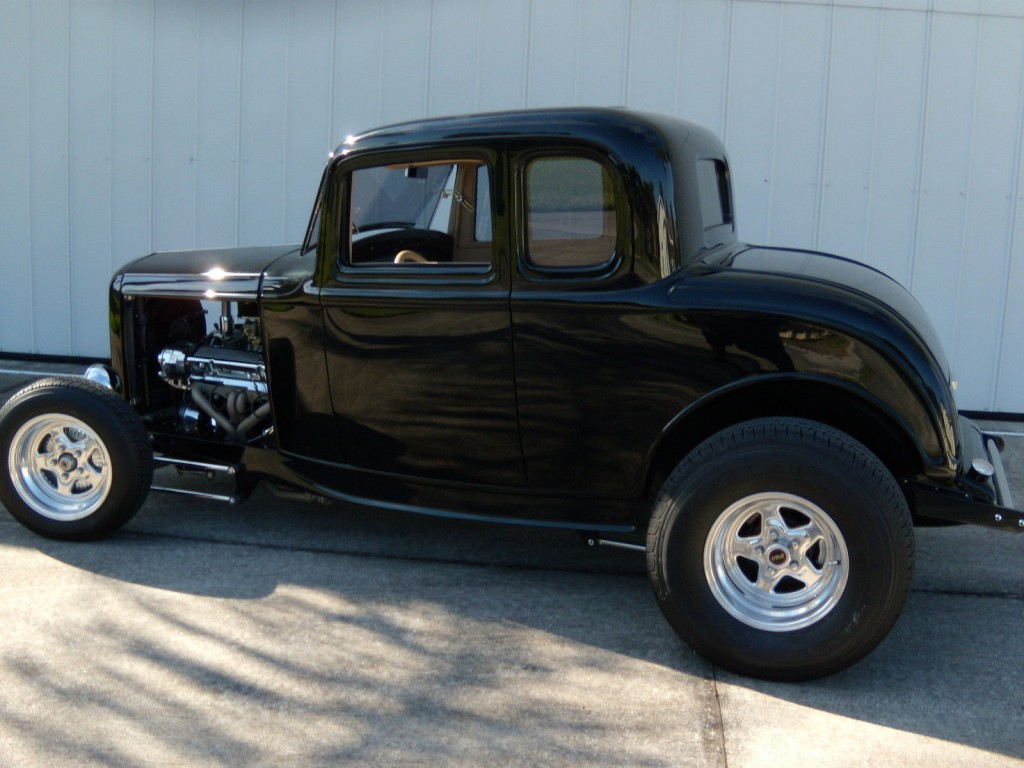 1932 Ford 5 Window Coupe For Sale