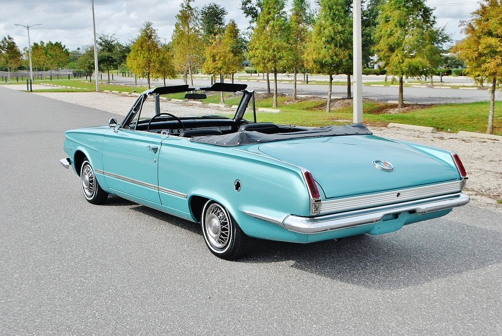 1966 Belvedere Convertible