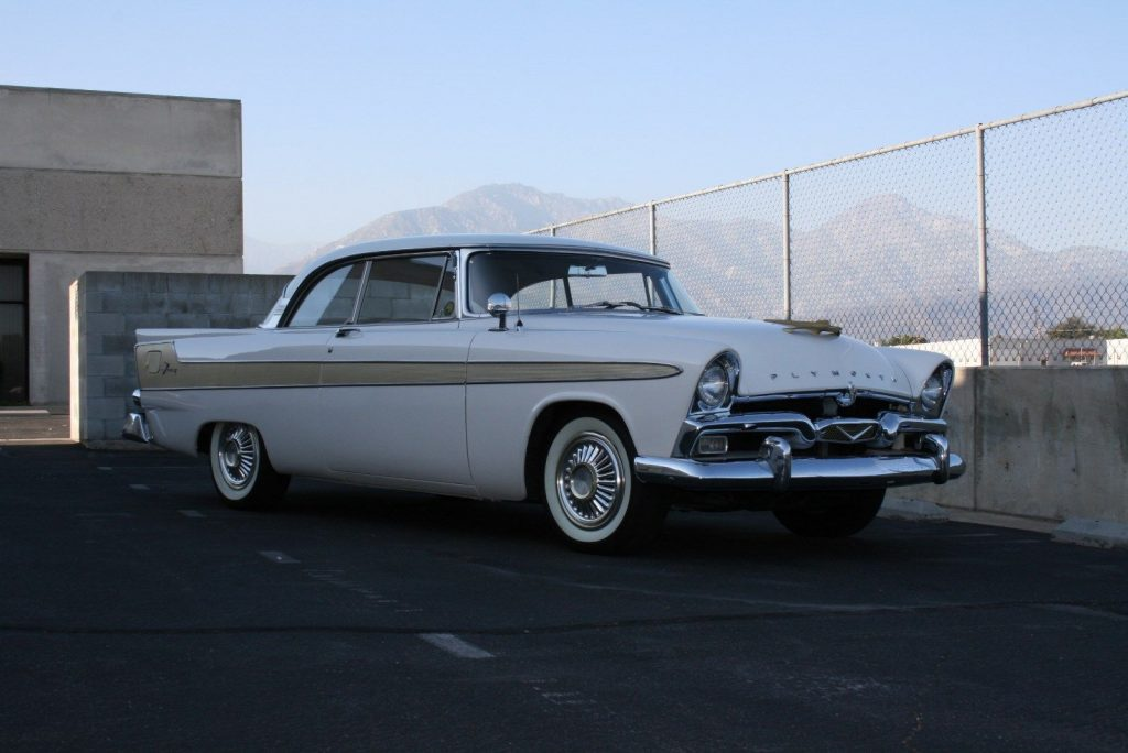1956 Plymouth Fury For Sale
