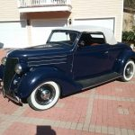 1936 Ford Roadster Deluxe For Sale